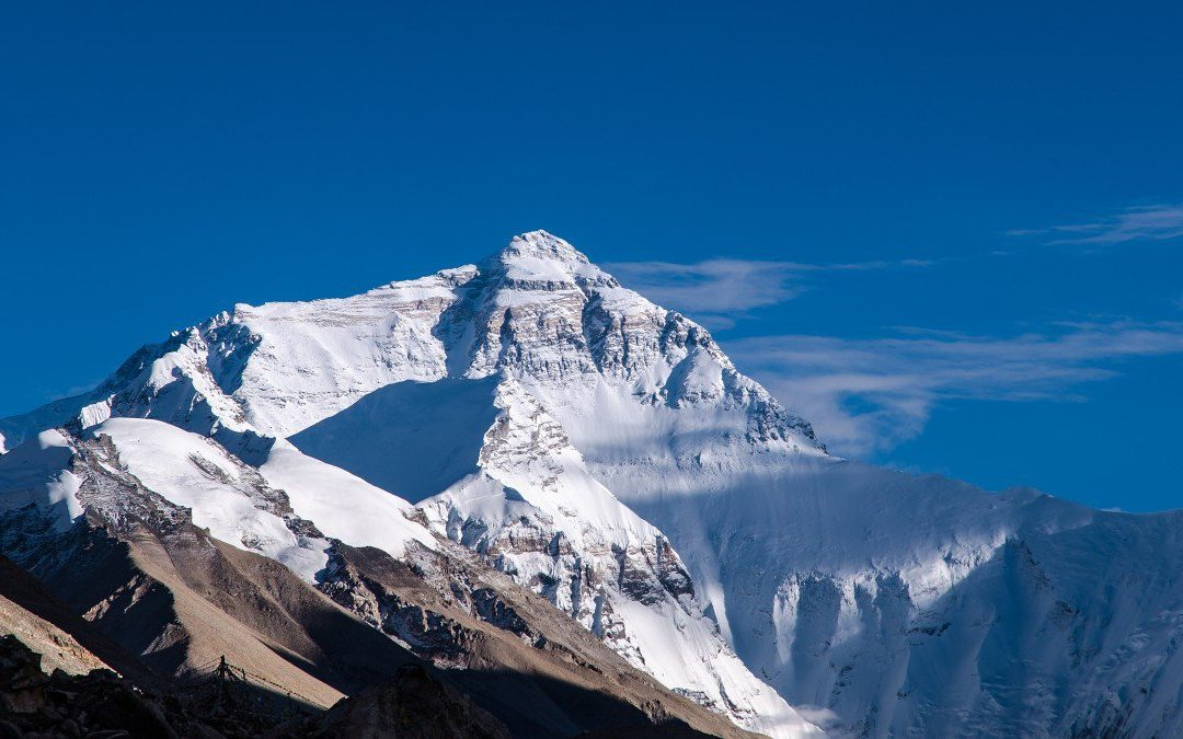 Mount Everest. Konflikt bohaterów.